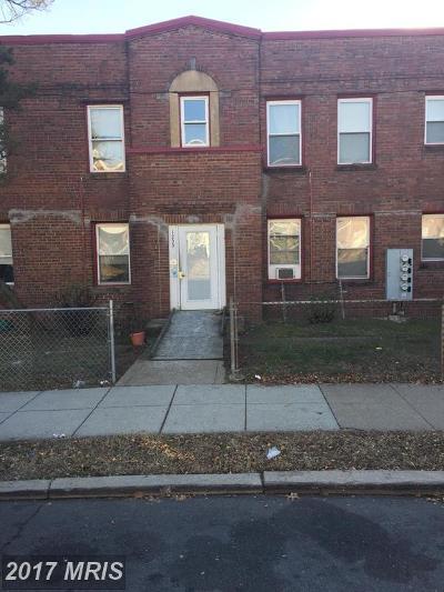Multi Family Home For Sale: 1255 Penn Street NE