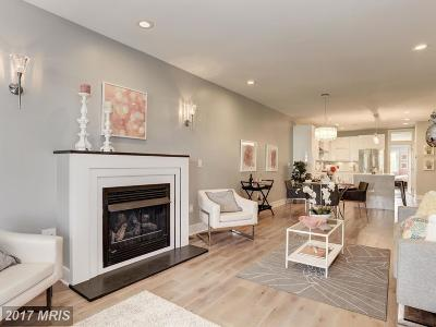 Washington Duplex For Sale: 758 Fairmont Street NW #1