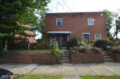 Washington Condo For Sale: 103 Brandywine Place SW