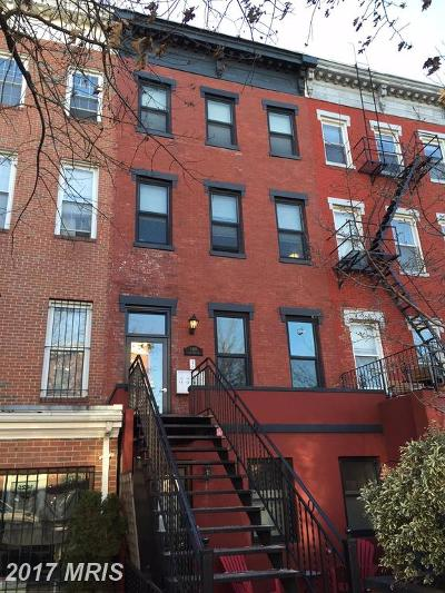 Rental For Rent: 1418 11th Street NW #1