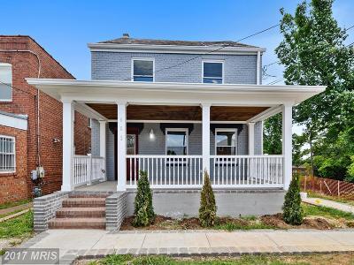 Single Family Home For Sale: 601 Atlantic Street SE