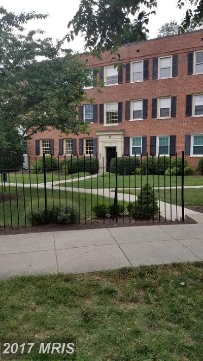 Washington Condo For Sale: 2129 Suitland Terrace SE #302