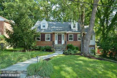 Single Family Home For Sale: 3009 Daniel Lane NW