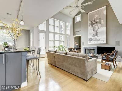 Washington Condo For Sale: 1735 Johnson Avenue NW #G