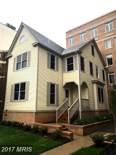 Duplex For Sale: 3211 Wisconsin Avenue NW #103
