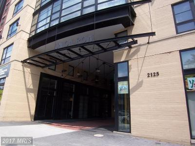 Washington Condo For Sale: 2125 14th Street NW #531