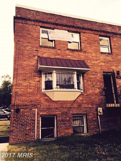 Rental For Rent: 100 Danbury Street SW #100