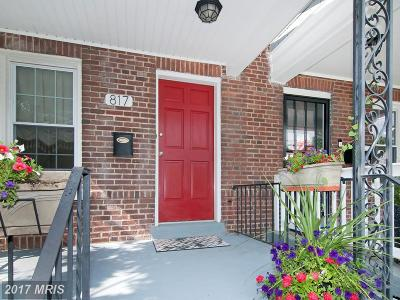 Cleveland Park Condo For Sale: 3601 38th Street NW #303