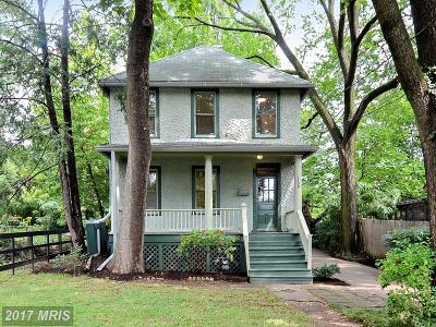 Brookland Single Family Home For Sale: 1500 Lawrence Street NE