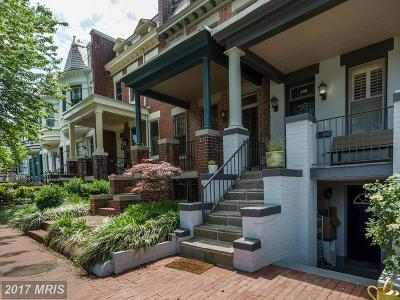 Capital Hill, Capitol Hill, Capitol Hill North, Capitol Hill Tower, Capitol Square At The Waterfront Multi Family Home For Sale: 648 6th Street NE