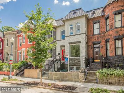 Eckington Condo For Sale: 27 Quincy Place NE #1