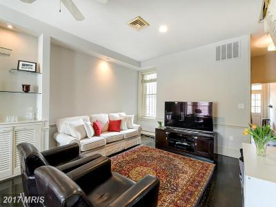Capitol Hill Townhouse For Sale: 547 4th Street SE
