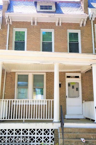 Washington Condo For Sale: 4204 3rd Street NW