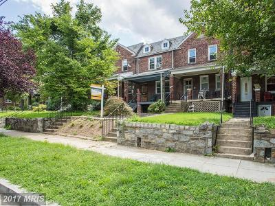 Petworth Condo For Sale: 5125 New Hampshire Avenue NW