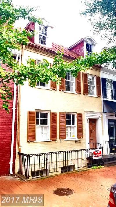 Washington Condo For Sale: 1223 Potomac Street NW