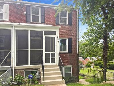 Rental For Rent: 489 Burbank Street SE