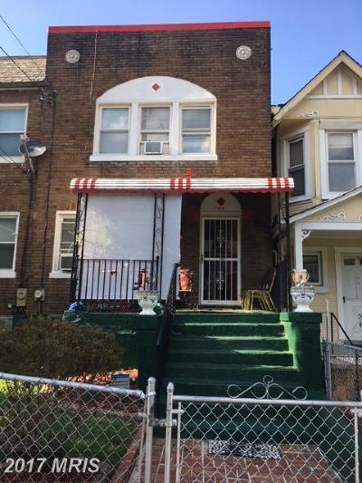 Brookland Condo For Sale: 714 Hamlin Street NE
