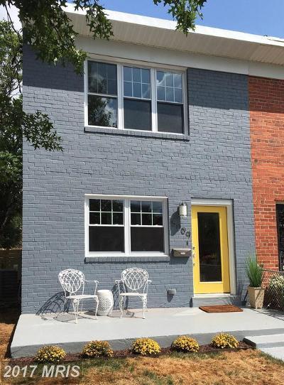 Duplex For Sale: 5009 13th Street NE