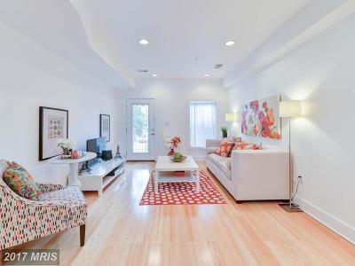 Washington Condo For Sale: 1013 V Street NW #2