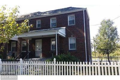 Rental For Rent: 1401 18th Street SE