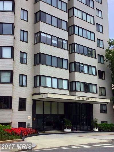 Washington Rental For Rent: 1601 18th Street NW #908