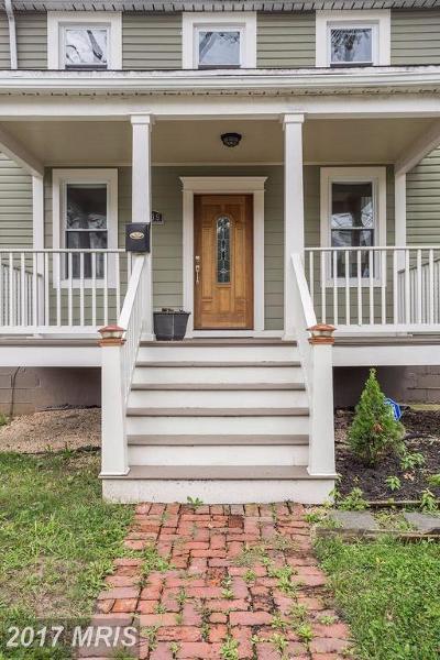 Washington Single Family Home For Sale: 3009 Otis Street NE