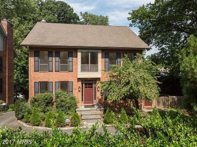 Cleveland Park Single Family Home For Sale: 3310 Idaho Avenue NW
