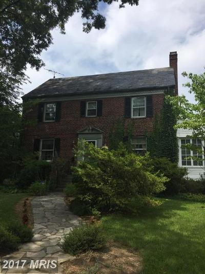 Rental For Rent: 3527 Albemarle Street NW