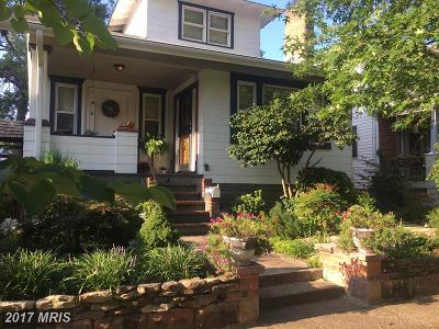 Rental For Rent: 719 Fern Place NW