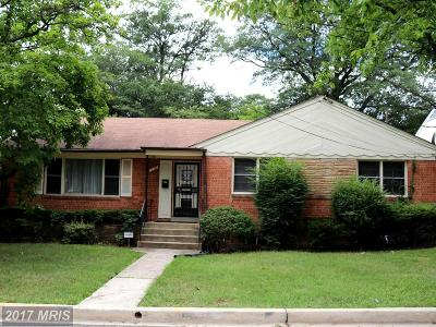 Single Family Home For Sale: 110 49th Place NE