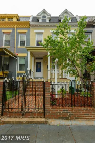 Washington Condo For Sale: 1360 Meridian Place NW