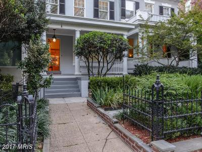 Woodley Park Rental For Rent: 2240 Cathedral Avenue NW
