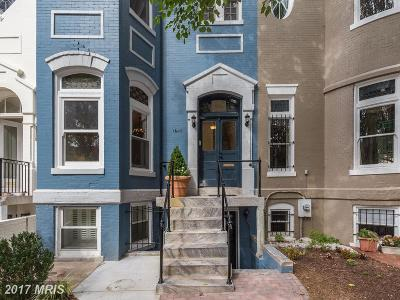 Washington Condo For Sale: 1640 19th Street NW