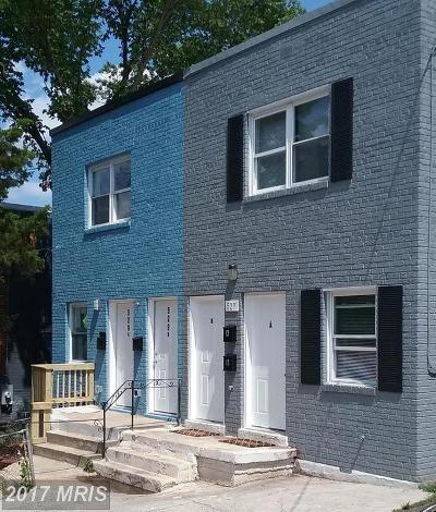Multi Family Home For Sale: 527 59th Street NE