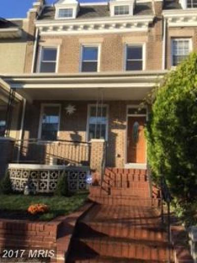 Rental For Rent: 1311 Buchanan Street NW