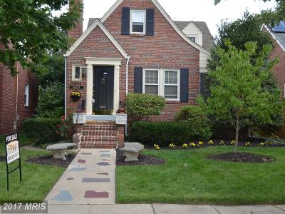 Michigan Park Single Family Home For Sale: 4009 20th Street NE