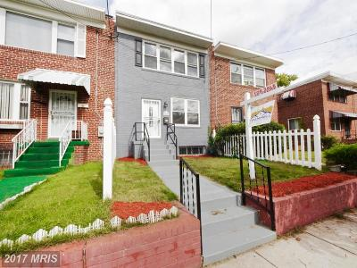 Deanwood Condo For Sale: 3948 Clay Place NE