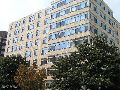 Foggy Bottom Condo For Sale: 2401 H Street NW #312