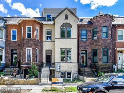 Eckington Condo For Sale: 15 Quincy Place NE #2