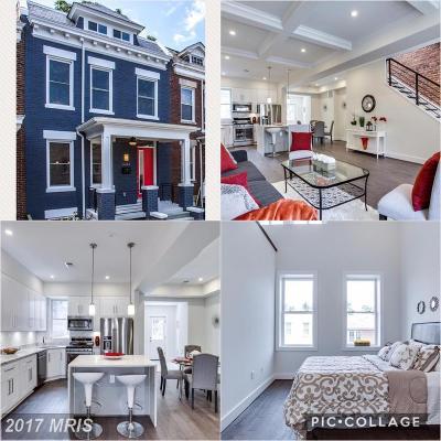 Washington Condo For Sale: 1444 Oak Street NW
