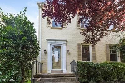 Washington DC Single Family Home For Sale: $985,800