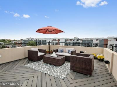 Washington Condo For Sale: 1429 Meridian Place NW #PH2
