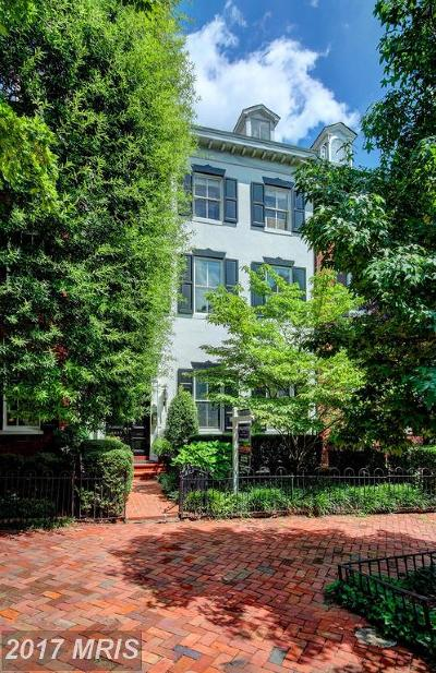Washington Condo For Sale: 3333 N Street NW #6