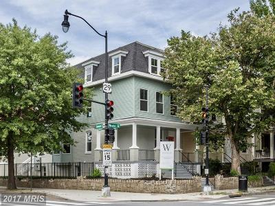 Washington Condo For Sale: 911 Webster Street NW #2