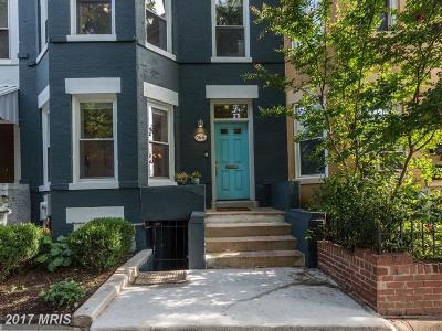 Washington Condo For Sale: 166 Bryant Street NW