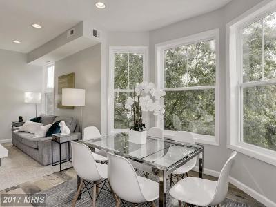 Washington Condo For Sale: 1714 New Jersey Avenue NW