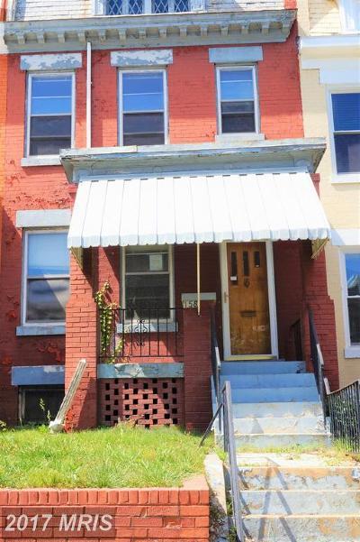 Eckington Condo For Sale: 158 U Street NE
