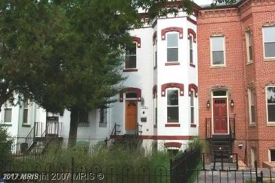 Shaw Rental For Rent: 1721 New Jersey Avenue NW #ENGLISH