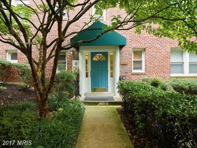 Glover Park Condo For Sale: 4004 Beecher Street NW #102