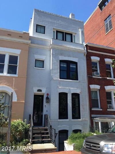 Mount Pleasant Condo For Sale: 2298 Champlain Street NW #B